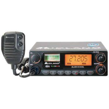Радиостанция Alan 48 Exel