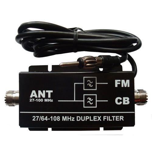 OPTIMCOM Дуплексный фильтр 27/64-108 МГц