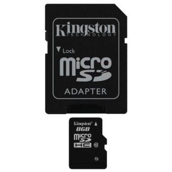 Kingston SDC10/8GB