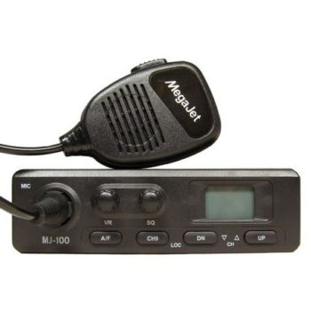 Радиостанция Megajet MJ-100