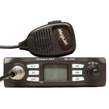 Радиостанция Megajet MJ-200