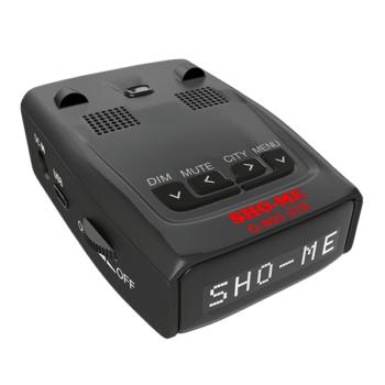 радардетектор sho-me g-800