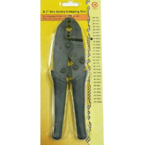 Обжимной инструмент HT-336D2